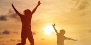 La práctica de la alegría
