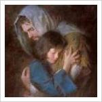 El abrazo de la cruz