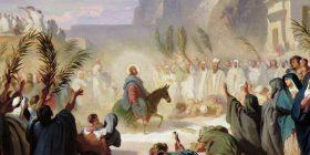 El camino hacia la Pascua