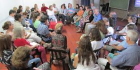 Sumario del encuentro espiritual 2015