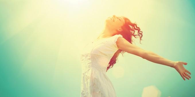 Disfrutar las alegrías del presente