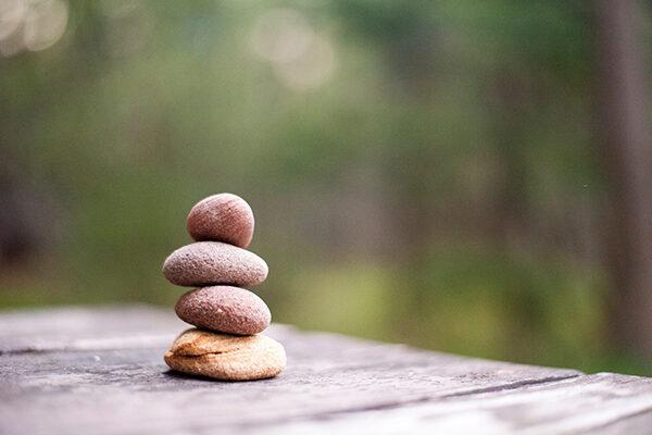 Un buen equilibrio