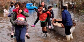 Colaboremos con las víctimas de las inundaciones