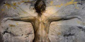 Con las alas del alma