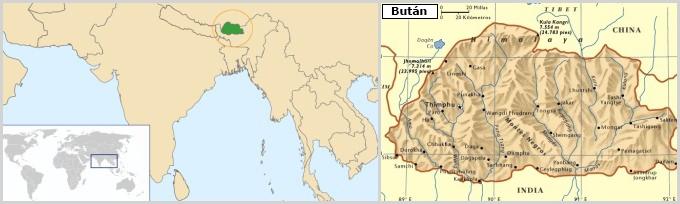 mapa-butan