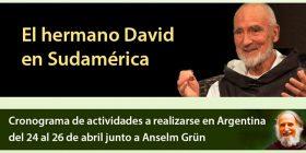 Próxima visita a Sudamérica