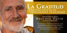El hermano David en Colombia