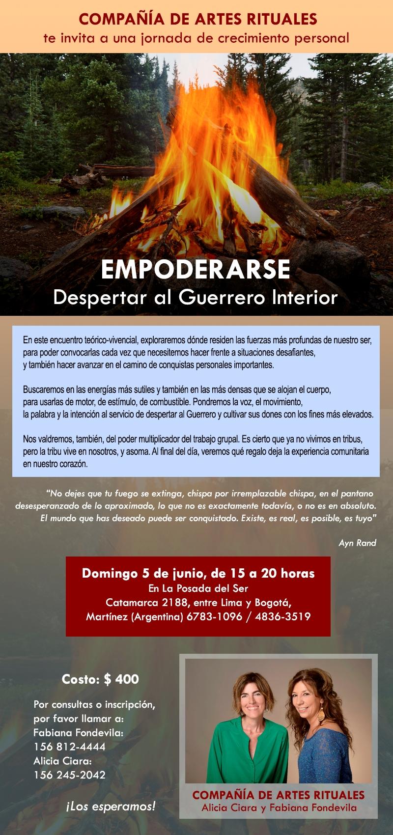 flyer-empoderarse-5-junio