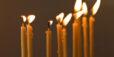 Una vela por la paz