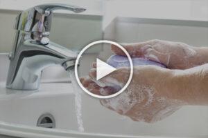 Lavado de manos con atención plena