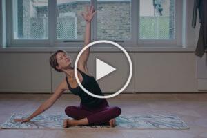 Yoga energizante, segunda parte