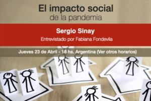 El impacto social de la pandemia