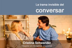 La trama invisible del conversar