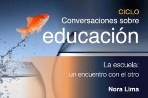 Conversaciones sobre educación