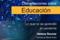 Conversaciones sobre educación 6