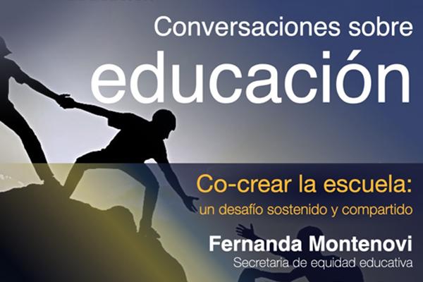 Co-crear la escuela