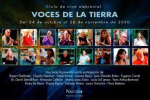 Ciclo de cine ambiental: Voces de la Tierra