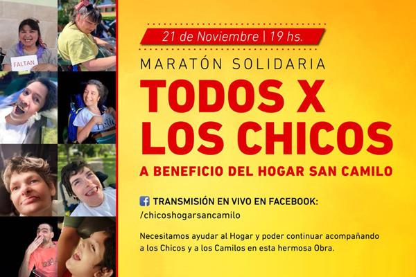 Campaña solidaria ¡Todos por los chicos!