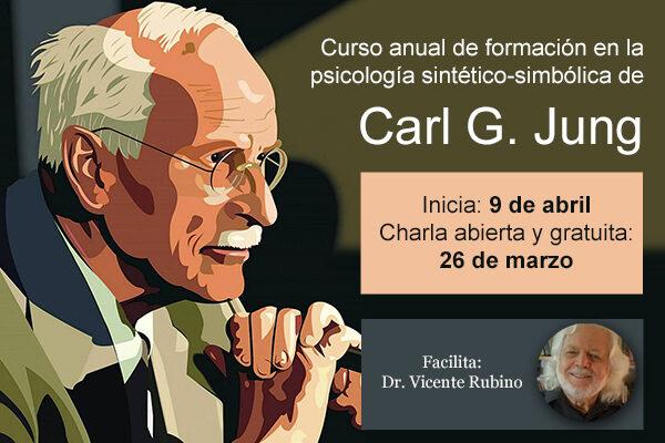 Curso de formación en la psicología sintético-simbólica de Carl Jung