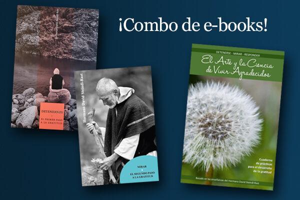Nuevo combo de libros digitales