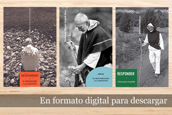 Trilogía Detenernos-Mirar-Responder en formato digital